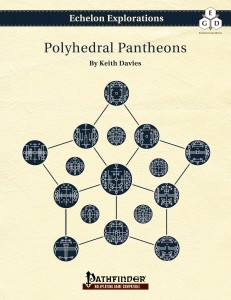 Polyhedral Pantheons Cover