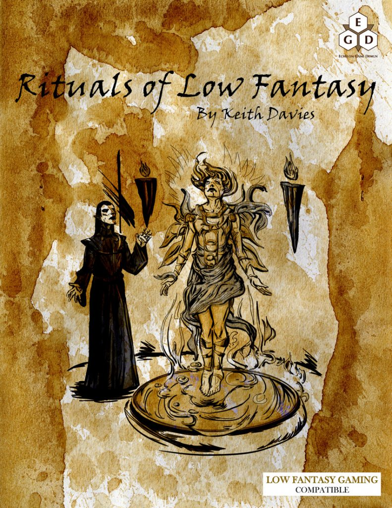 Rituals of Low Fantasy draft cover