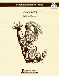 Echelon Reference Series: Sorcerers cover