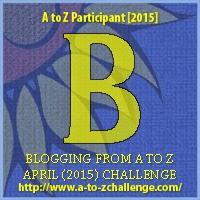 "A-Z 2015 ""B"""