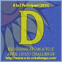 "A-Z 2015 ""D"""