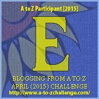 "A-Z 2015 ""E"""
