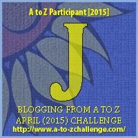 """A-Z 2015 """"J"""""""