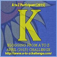 """A-Z 2015 """"K"""""""