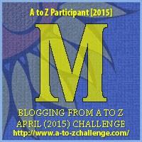 """A-Z 2015 """"M"""""""