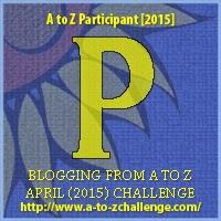 """A-Z 2015 """"P"""""""