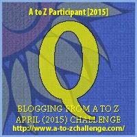 """A-Z 2015 """"Q"""""""