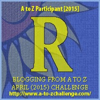 "A-Z 2015 ""R"""