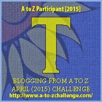 """A-Z 2015 """"T"""""""