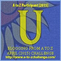 "A-Z 2015 ""U"""