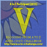 """A-Z 2015 """"V"""""""