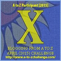"""A-Z 2015 """"X"""""""