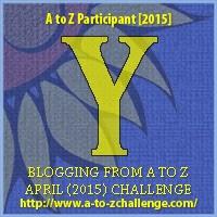 """A-Z 2015 """"Y"""""""