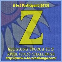 """A-Z 2015 """"Z"""""""