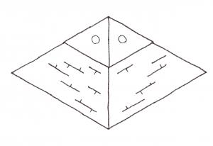 Dolmar's Pyramid, cap piece
