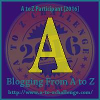 """A-Z 2016 """"A"""""""