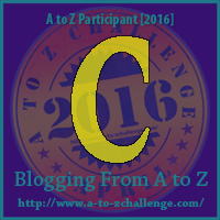 """A-Z 2016 """"C"""""""