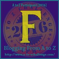 """A-Z 2016 """"F"""""""