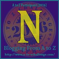 """A-Z 2016 """"N"""""""