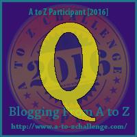 """A-Z 2016 """"Q"""""""