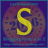 """A-Z 2016 """"S"""""""