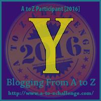 """A-Z 2016 """"Y"""""""