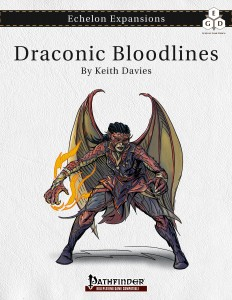 Draconic Bloodlines cover