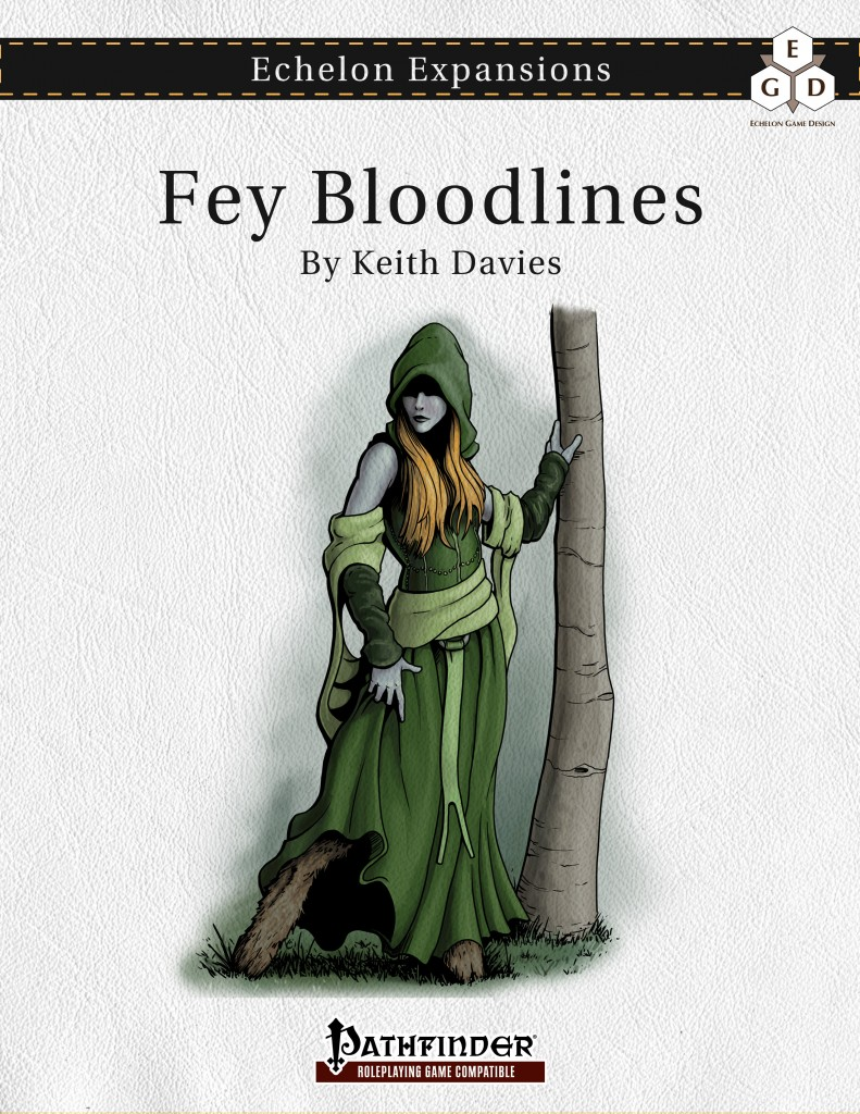 Fey Bloodlines Cover