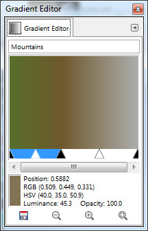 Mapping Landforms 3 Gradient 40