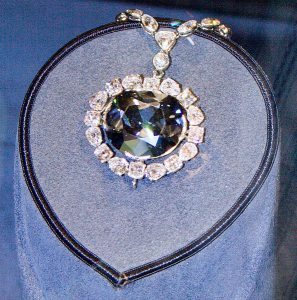 Hope Diamond, By David Bjorgen