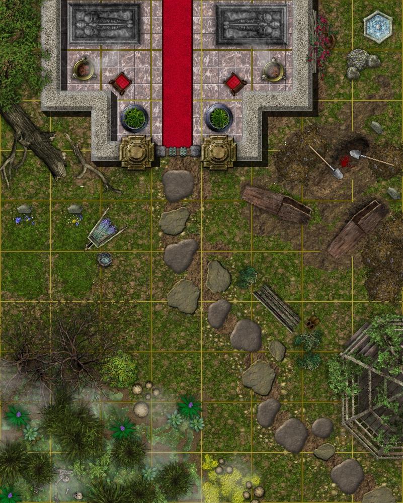 Dundjinni Graveyard