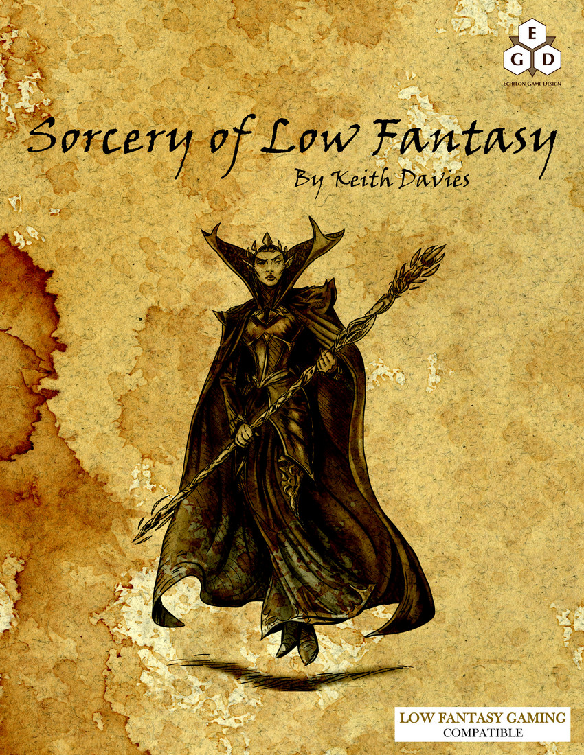 Sorcery of Low Fantasy