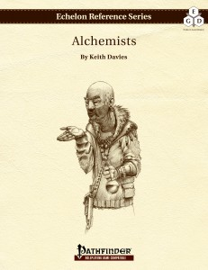 Echelon Reference Series: Alchemists