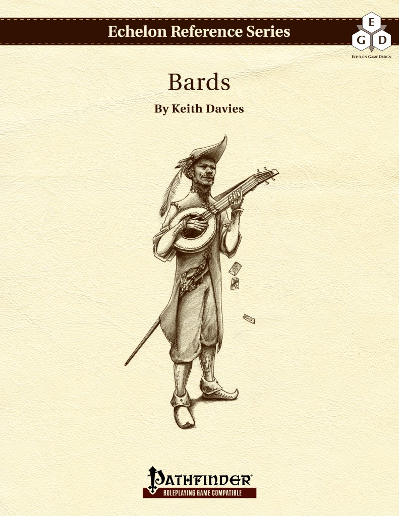 Echelon Reference Series: Bards
