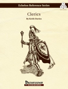 Echelon Reference Series: Clerics