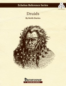 Echelon Reference Series: Druids
