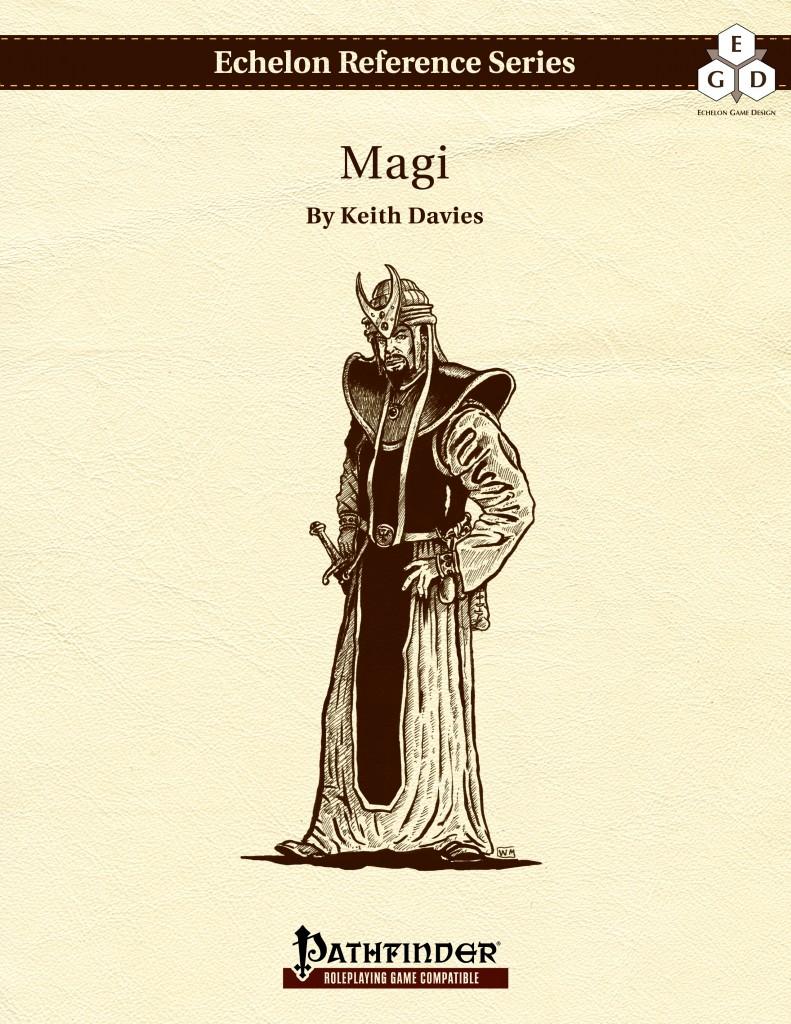 Echelon Reference Series: Magi