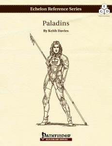 Echelon Reference Series: Paladins