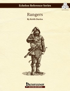 Echelon Reference Series: Rangers
