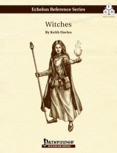 Echelon Reference Series: Witches