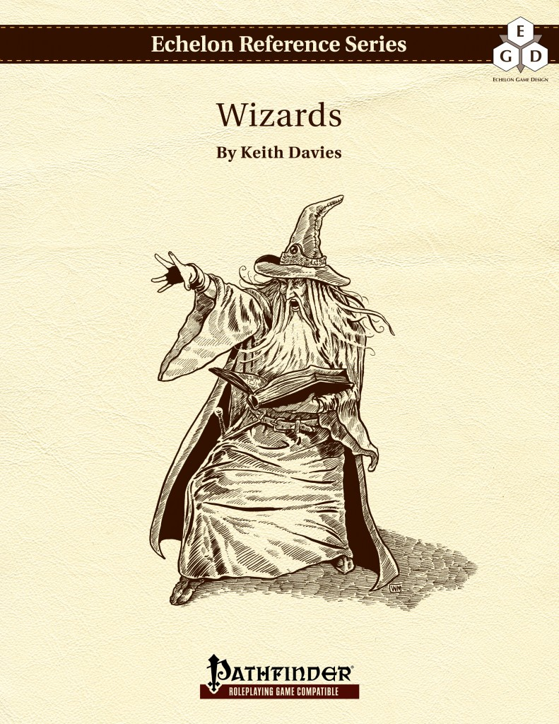 Echelon Reference Series: Wizards
