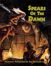 Spears of the Dawn Cover