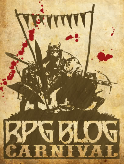 RPG Blog Carnival: Movers and Shakers